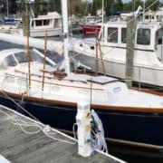 1973 Hinckley Pilot sailboat for sale